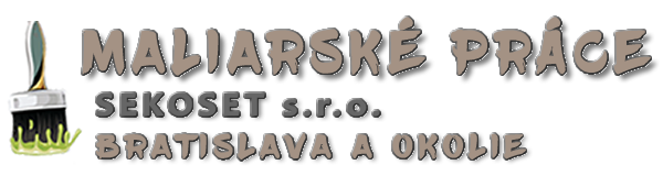 Maliarské a práce Bratislava okolie